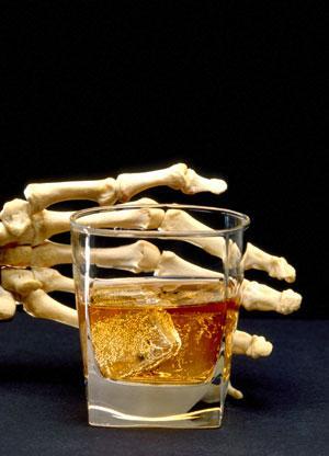 سیگار خطرناک تر است یا الکل ؟
