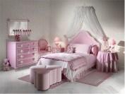 دکراسیون اتاق خواب دخترانه