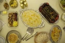 تزیین غذا به سبک ایرانی