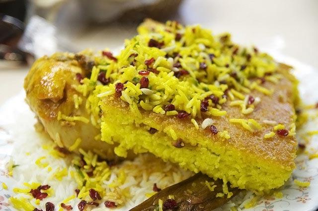 غذا های خوشمزه ایرانی