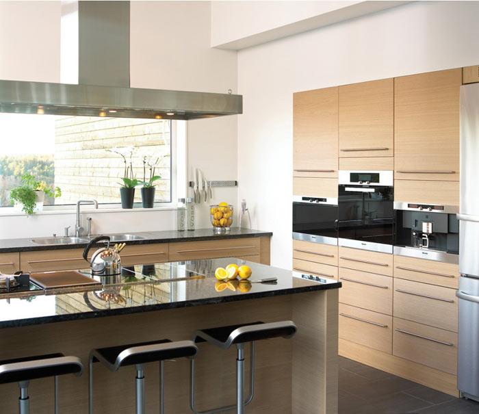 Kitchen Set L Design: دکوراسیون مدرن و جدید آشپزخانه