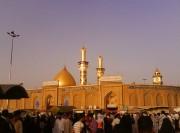 راز چشمه آب زیر حرم حضرت ابوالفضل (ع) + عکس
