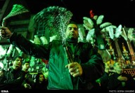 لحظه های حسینی در ایام محرم + تصاویر
