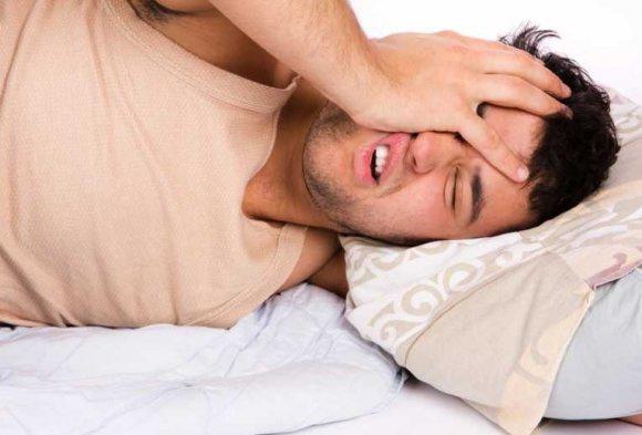 افرادی که مشکل خواب دارند