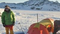 جوان ترین اسکی باز مسافر قطب جنوب + عکس