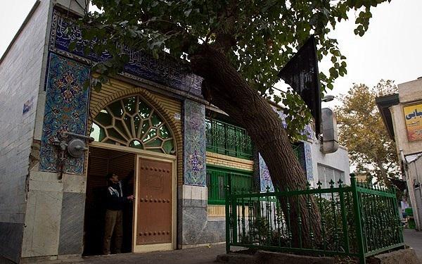 آشنایی با تکیه های قدیمی تهران + عکس