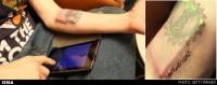 هکری که حسگر بیومتریک را زیر پوستش جاسازی کرد + عکس
