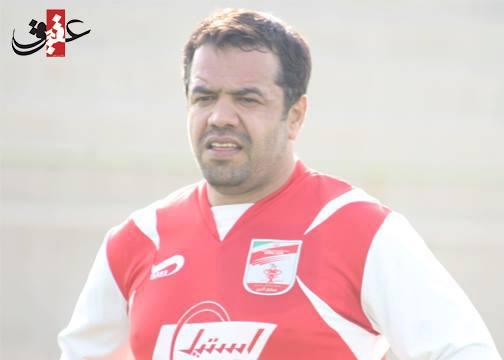 حاج محمود کریمی در لباس استیل آذین + عکس