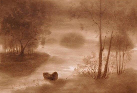 هنر نقاشی با نفت + عکس