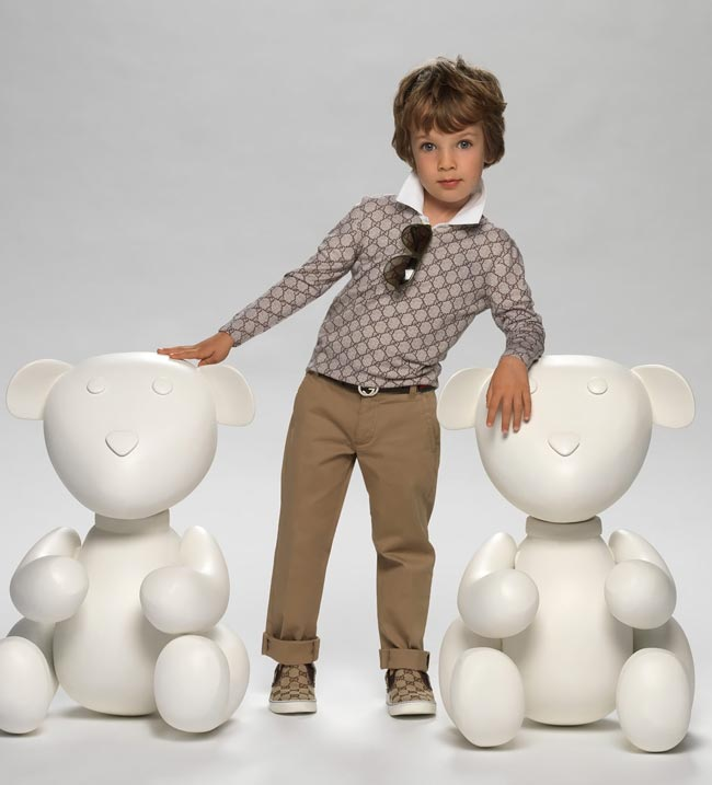 Childrens Wear 0014 مدل لباس بچه گانه جدید