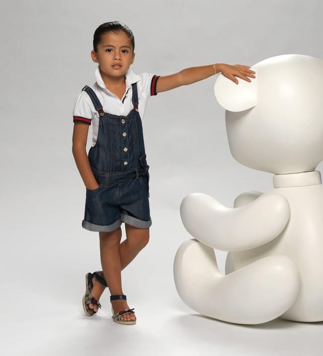Childrens Wear 0015 مدل لباس بچه گانه جدید