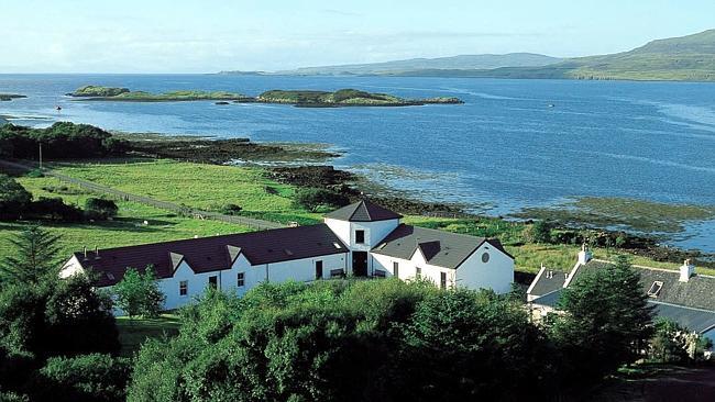 جزیرۀ اسکای، اسکاتلند