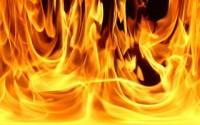رکورد شکنی با آتش زدن همسر + عکس