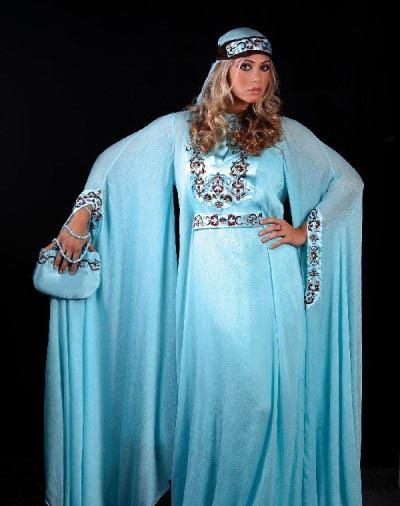 Lebas Arabi Aksfa.Org 010 مدل لباس عربی جدید