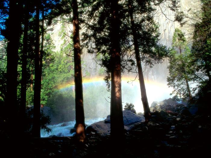 Rainbow 012 عکس های رنگین کمان های زیبا