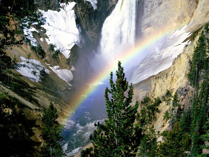 Rainbow 013 عکس های رنگین کمان های زیبا