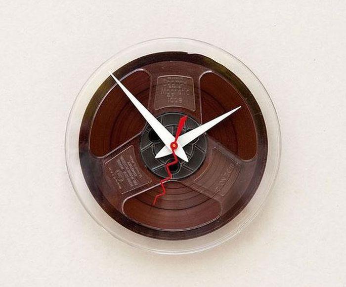 Unique Clocks 004 ساعتای عجیب و خلاقانه