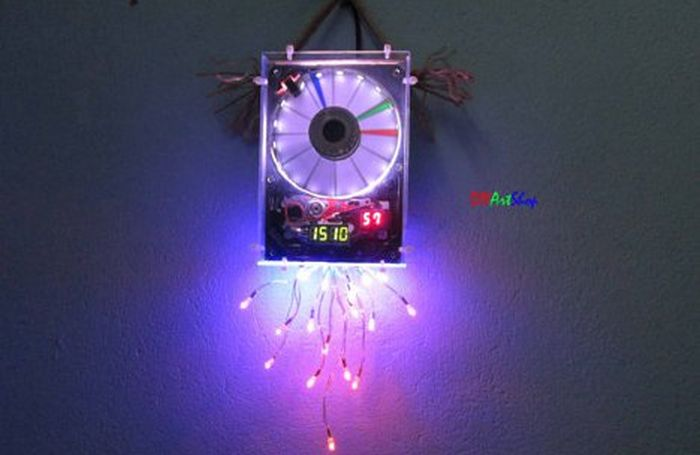Unique Clocks 006 ساعتای عجیب و خلاقانه