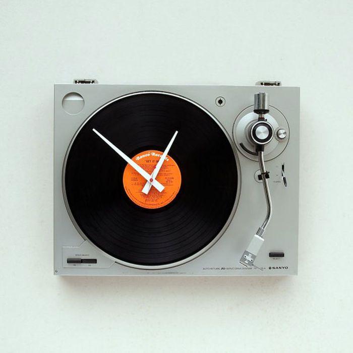 Unique Clocks 016 ساعتای عجیب و خلاقانه