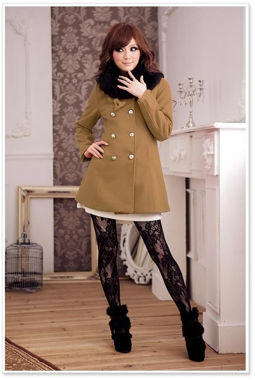 Winter Coat Aksfa.Org 005 مدل کت و پالتو زنونه قشنگتر