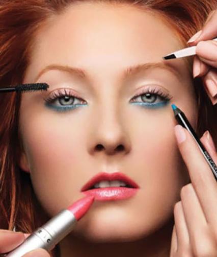 رعایت 21 نکته در زمان آرایش چهره