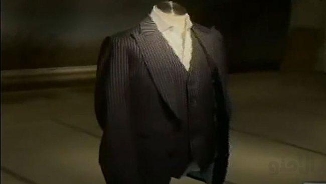 لباس ضد گلولۀ بیست هزار دلاری