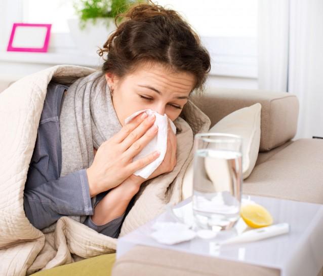 بهترین درمان خانگی سرماخوردگی