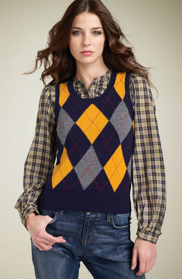 fall21 مدل لباسای گرم زمستانه زنونه 2013