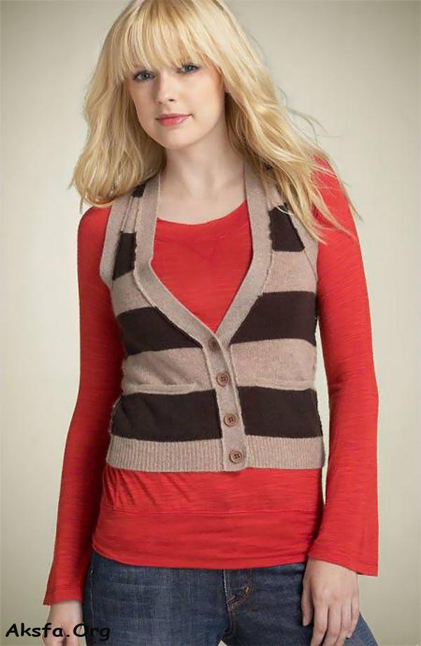 fall24 مدل لباسای گرم زمستانه زنونه 2013