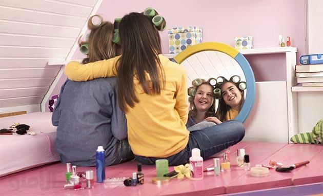 مقاله در مورد آرایش در دختران نوجوان
