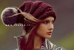 انتخاب کلاه های زمستانی متناسب با فرم صورت شما