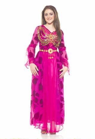 kurdish-female-clothing-model