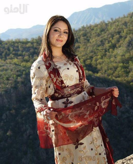 مدل لباس زنانه کُردی