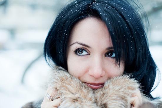 مراقبت از پوست در فصل زمستان و سرما