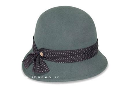 کلاه زمستانی برای صورت های کشیده