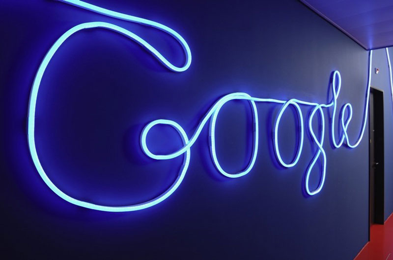 دفاتر دیوانهکنندۀ گوگل در زوریخ