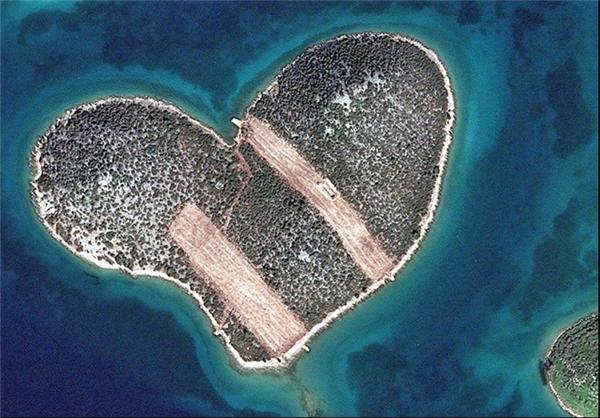 جزیره قلبی
