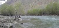 زاینده رود در روزهای پر آبی + عکس