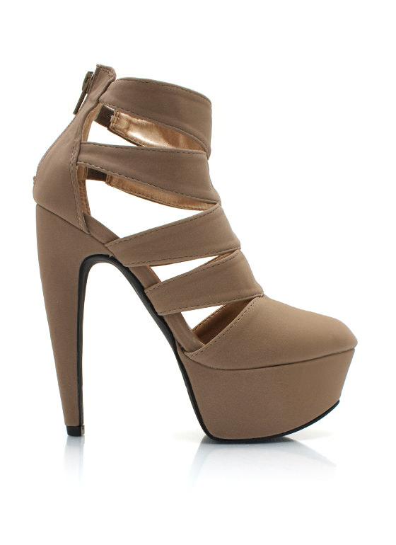 87296 taupe 53 مدل کفشای زنونه جدید