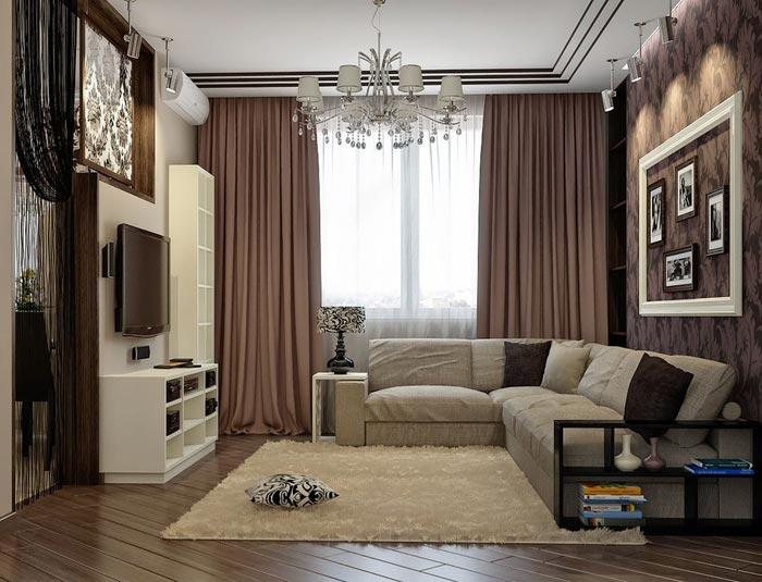 دکوراسیون داخلی خانه های بزرگ: مدلهای جدید دکوراسیون منزل