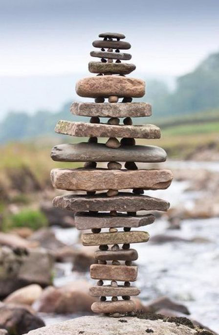 Material Balance 001 تصاویر باورنکردنی از حفظ تعادل اجسام