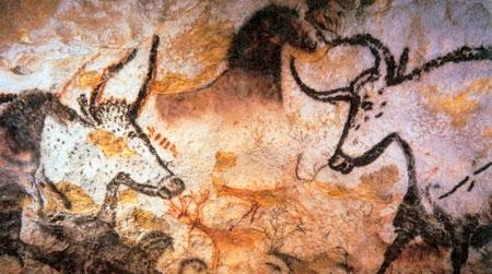 غارهای Lascaux
