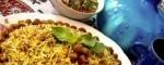 طرز تهیه کلم پلوی شیرازی برای شب یلدا