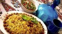 کلم پلوی شیرازی