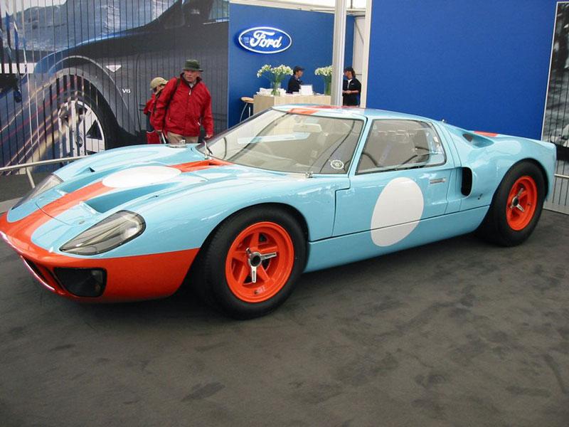 جذاب ترین ماشین های دنیا,Ford GT40