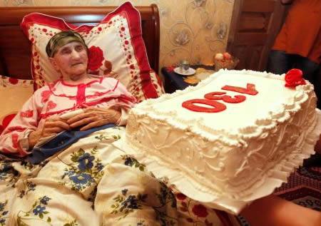 قدیمیترین زن تاریخ با ۱۳۰ سال سن