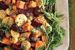 طرز تهیۀ سالاد سبزیجات کبابی