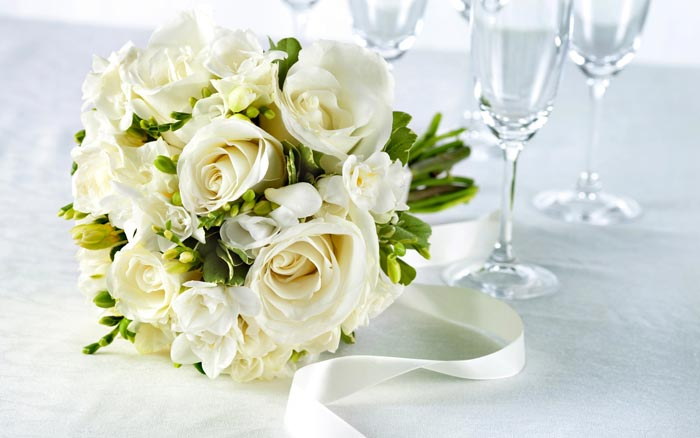 05 عکس های تزئینات فانتزی و زیبا با گل رز