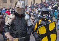 جالبترین اعتراضات خیابانی + عکس