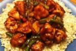 مرغی شیرین، چسبناک و اسپایسی